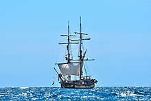 Bateau Pirate La Grace Sanary photographe var_98001