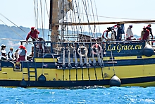 Bateau Pirate La Grace Sanary photographe var_98005