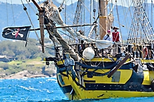 Bateau Pirate La Grace Sanary photographe var_98011