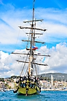 Bateau Pirate La Grace Sanary photographe var_98015