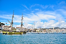Bateau Pirate La Grace Sanary photographe var_98016