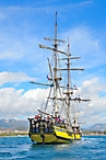 Bateau Pirate La Grace Sanary photographe var_98021