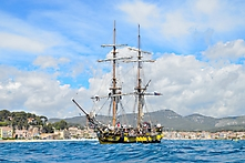 Bateau Pirate La Grace Sanary photographe var_98022
