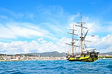 Bateau Pirate La Grace Sanary photographe var_98024