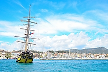 Bateau Pirate La Grace Sanary photographe var_98026