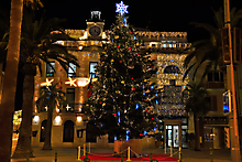 christal production - sanary sur mer  - Illuminations Noel_99016