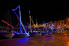 christal production - sanary sur mer  - Illuminations Noel_99017