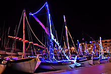 christal production - sanary sur mer  - Illuminations Noel_99018