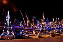 christal production - sanary sur mer  - Illuminations Noel_99019