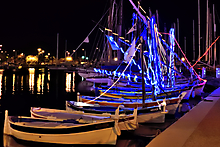 christal production - sanary sur mer  - Illuminations Noel_99020