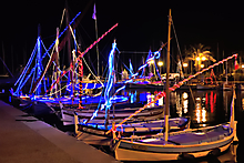 christal production - sanary sur mer  - Illuminations Noel_99021