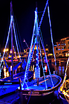 christal production - sanary sur mer  - Illuminations Noel_99023