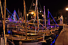 christal production - sanary sur mer  - Illuminations Noel_99029