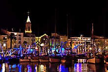 christal production - sanary sur mer  - Illuminations Noel_99032