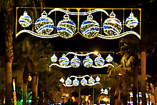 christal production - sanary sur mer  - Illuminations Noel_99033