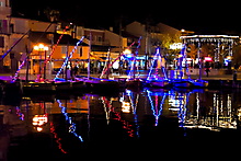christal production - sanary sur mer  - Illuminations Noel_99052