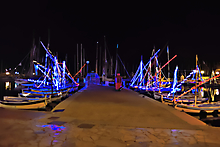 christal production - sanary sur mer  - Illuminations Noel_99055