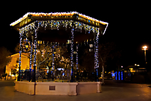 christal production - sanary sur mer  - Illuminations Noel_99056