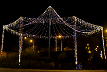 christal production - sanary sur mer  - Illuminations Noel_99060